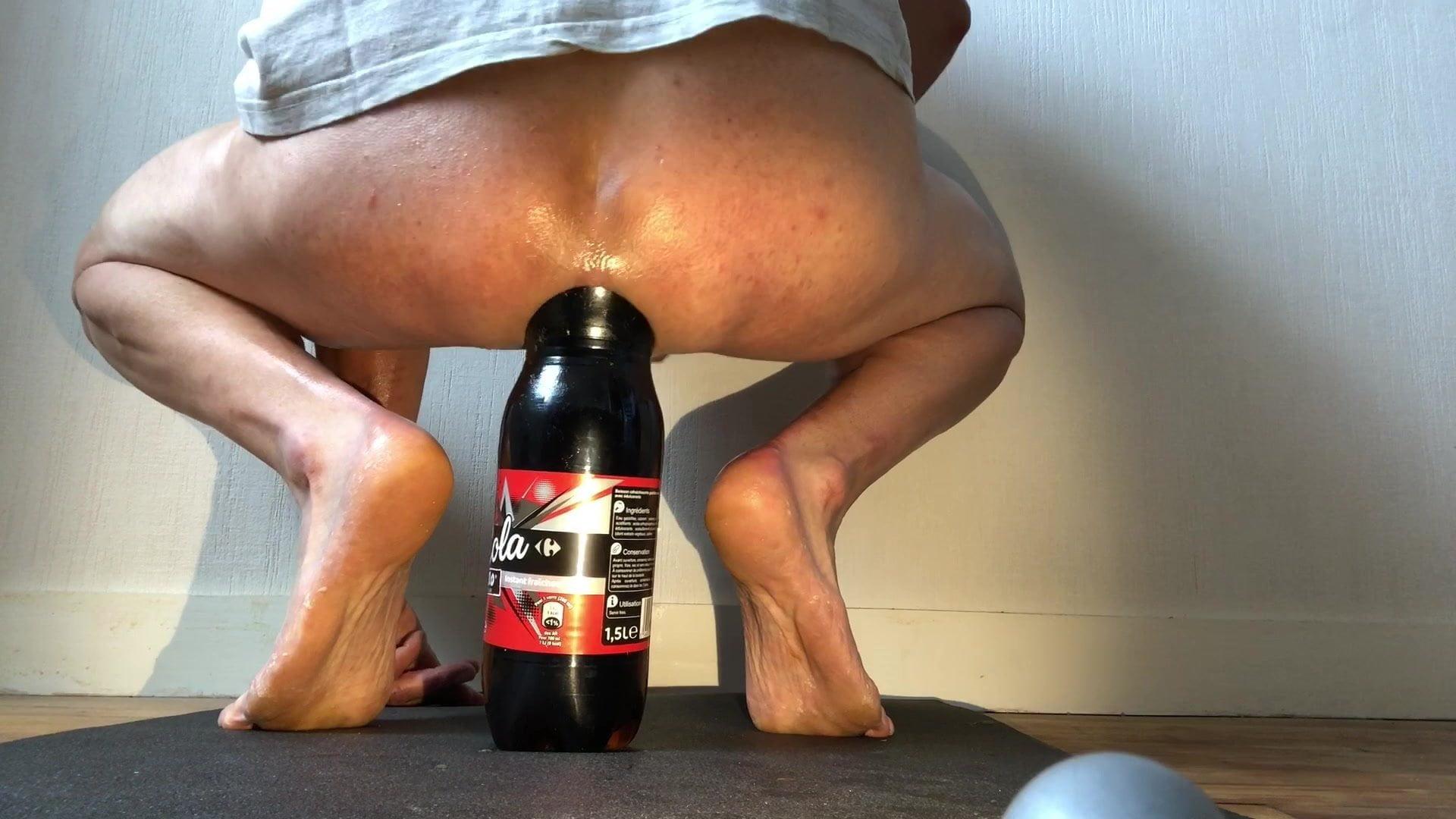 Гей Порно Бутылка