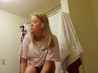 Snoopy Films Herself Best Gf Hidden Spy Cam Shower