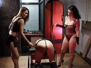 British Slut Avalon In A Kinky Lesbian Threesome Porn 2e
