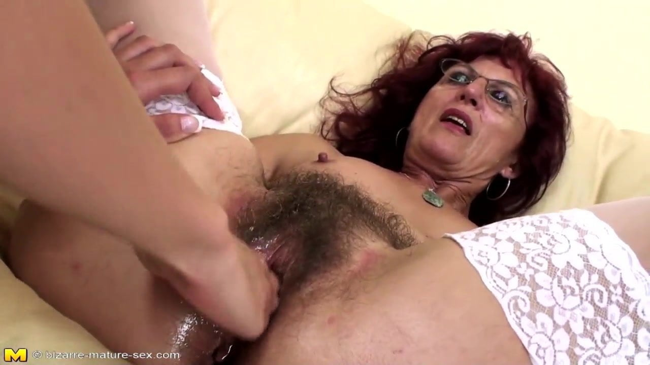 Hairy Milf Squirts
