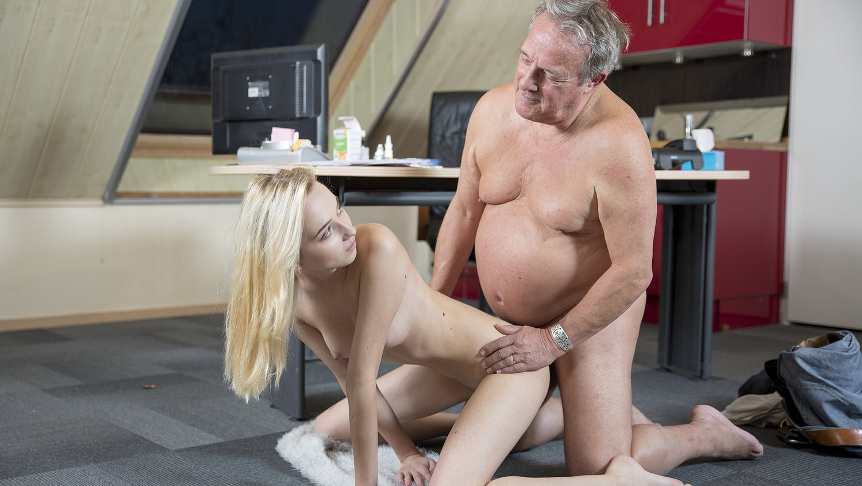 Секс Со Стариком