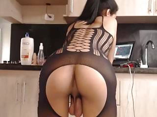 Holly Pulls Down Her Gstring Free Shemale Solo Porn 7c