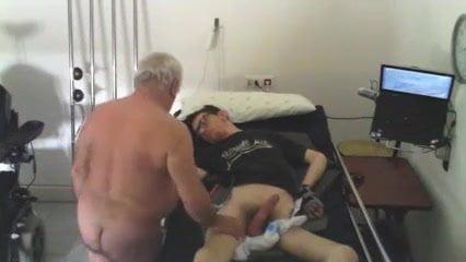 Порно Старики Скрытая Камера