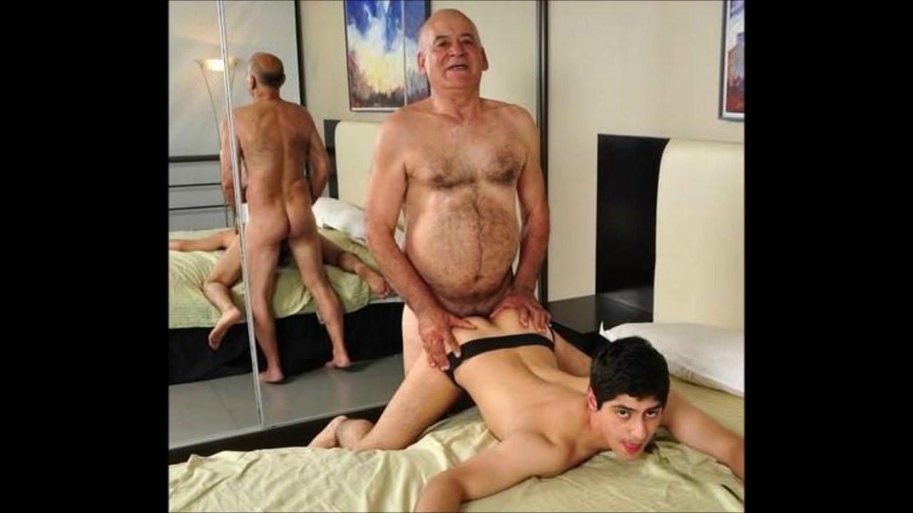 Порно Геи Старые С Молодыми