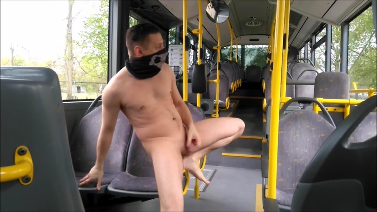 Русское Гей Порно В Автобусе