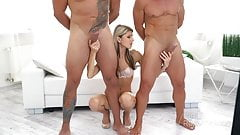 GIRLRIMMING - Sex And Rimming with Gina Gerson threesomeanal