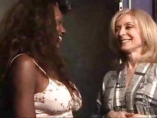 Black lesbian women Interracial lesbians