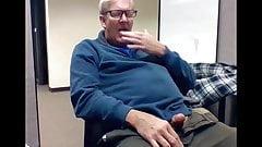 Hot grandpa cum