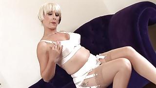 vintage lingerie lover