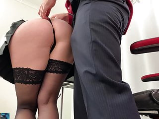 Secretary Takes It In The Ass Before Going Home XhSawc