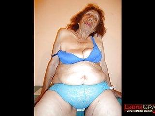 Extreme mature nudes Latinagranny seductive mature nudes compilation