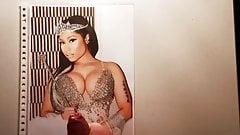 Nicki Minaj Cum Tribute 6
