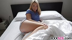 Banging his petite stepsis Zoe Parker