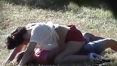 Voyeur Lesbian Public 17