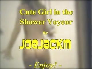 Locker room girls nude - Cute girl in the locker room shower - voyeur jj