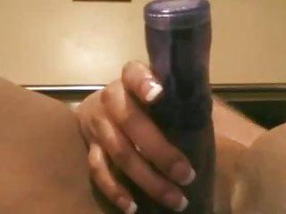 Black clip moan sex snake Moaning ebony bbw pleasing her pussy