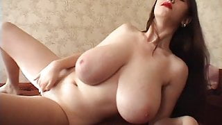 Hot Busty Woman