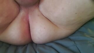 Chubby Fat Smooth Chest Big Belly Mature BBW Timy Penis