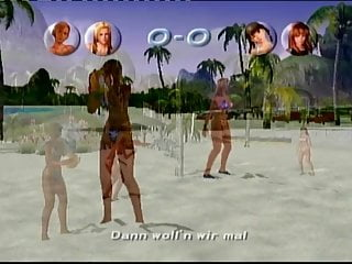Dead or alive beach volley ball xxx Lets play dead or alive extreme 1 - 14 von 20