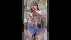 Vidéoclip - célébrités à forte poitrine 4