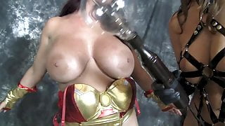 IRONTITS GETS A SHOCK