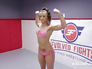 Milf in south dakota Helena locke lesbian wrestling and fucking dakota marr