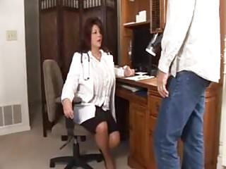 Grannys in bondage - Doctor bound and gagged