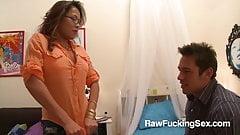 Raw Fucking Sex - Sexy Kim Tao Enjoys A Hard Pounding