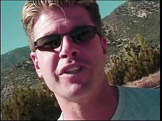 Desert fox sucks - Hot blonde slut with short hair gets pussy sucked fucked in hot desert