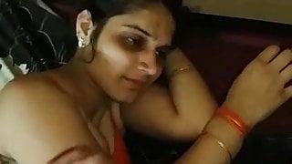 Indian aunty jeejaa saalee bedroom sex part two, indian aunt