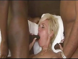 Hot black shemale at freaknik Hot black cock whore