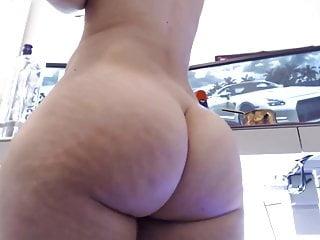 Milf mo - A boob-mans favorite sexy butt - slow mo