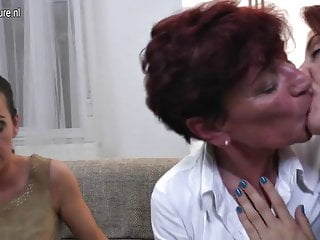Mother fucks cocks for daughters - Mother fucks granny and not her daughter