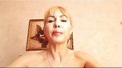 レニングラードの金髪熟女美