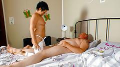 AmateurEuro - Big Ass Mature Mom Petra D. Has Hot Sex On Cam