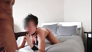 Biggest Cock She Ever Sucked!
