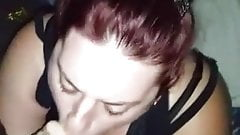 Fat Milf Giving Head To BBC
