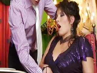 Hairy face Pretty mom with huge tits, hairy pubis beauty face