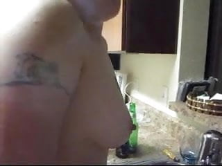 Asian dish Baby,gets caught smoking, gets fucked in ass does dishes