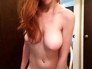 Natural white girl porn - Luv this lil white girl