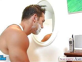Famous pornstars nikki benz - Blonde babe nikki benz gives blowjob in pov style