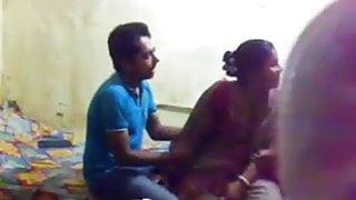 Desi Bangla shy girl, boobies sucked and pussy fucked