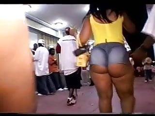 Ass booty butt thong Booty butt ass cheeks jiggling while walking 04