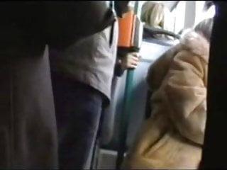 Japan upskirts groper - Train groper