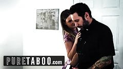 PURE TABOO – Eliza Eves Seduces Priest During Intervention