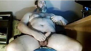Watching two bears fucking