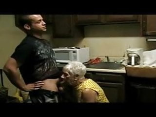 Real old lady fuck - 75 years old lady fucking a young boy