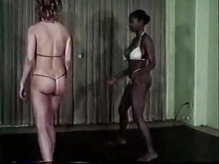 Vintage audio berlin 70s interracial catfight no audio