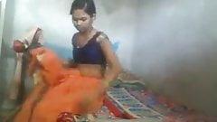 Indian teen girl fingering