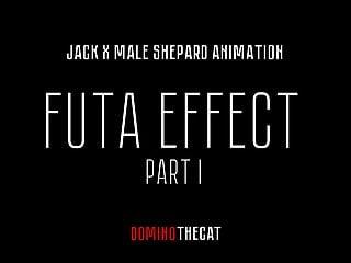 Gay male on male - Futanari on male part 2